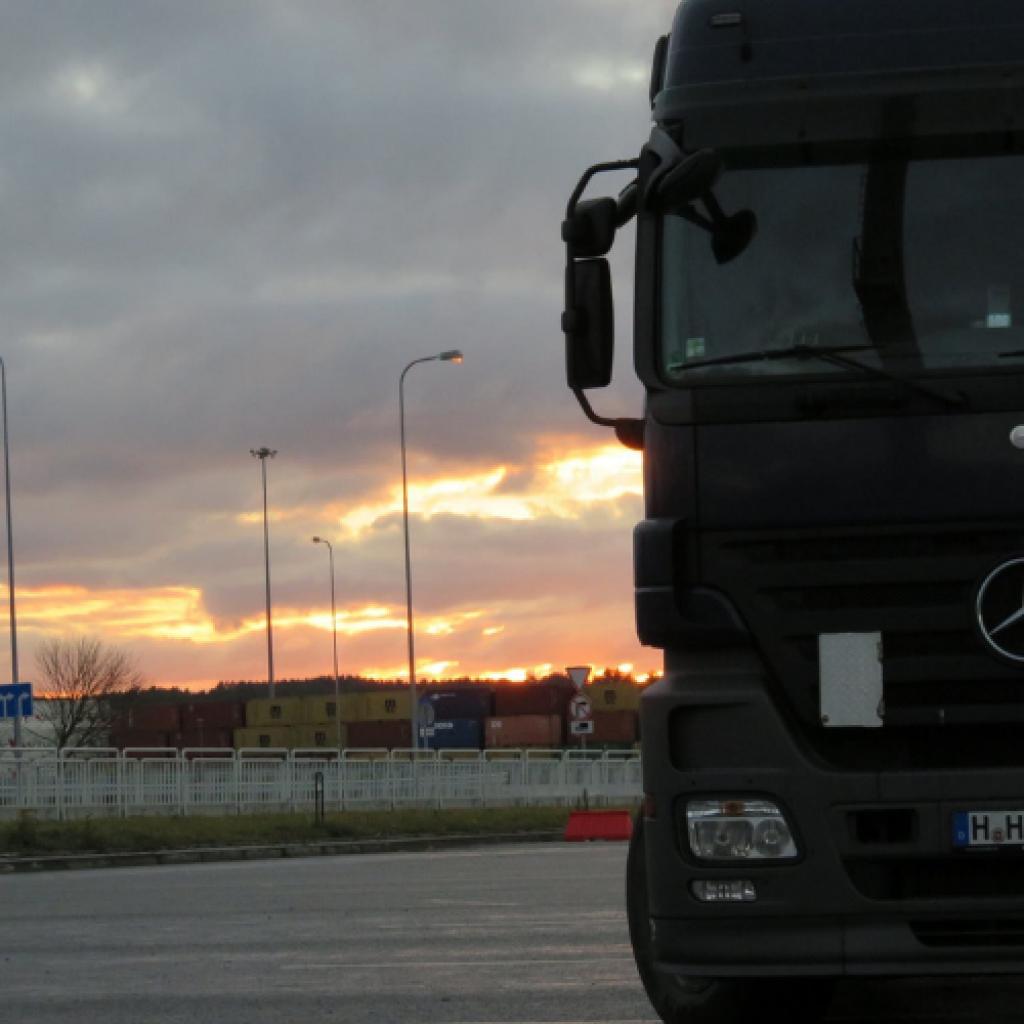 LKW Fahrer Nahverkehr - Jobs
